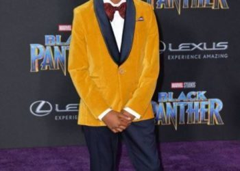 UP-AND-COMING YOUNG STAR SETH CARR LANDS ROLE IN 'BLACK PANTHER'