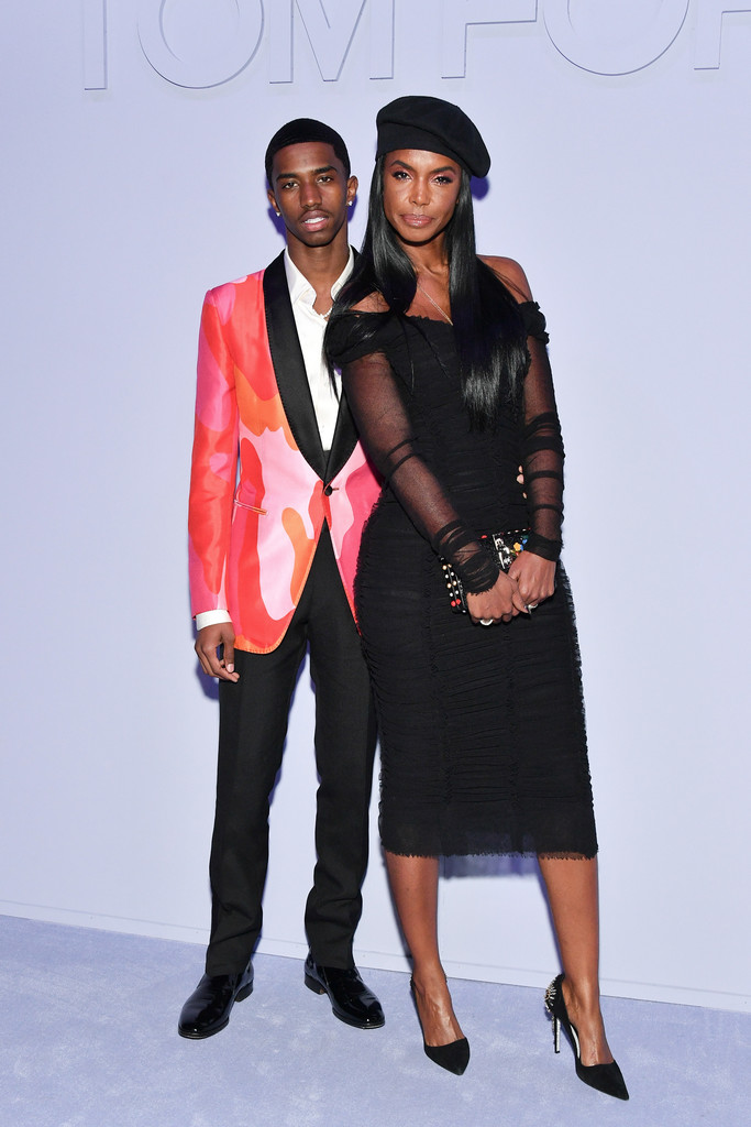 How long have christian combs and his girlfriend been dating