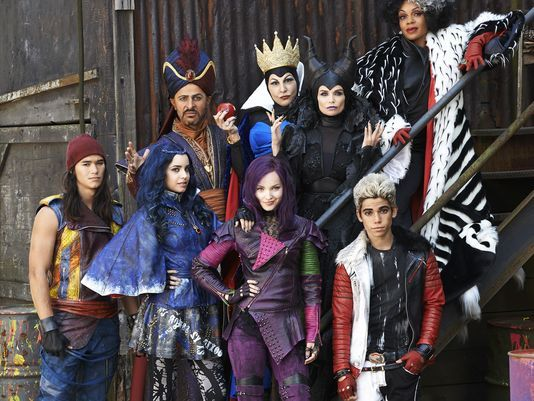 'DESCENDANTS' FANS REJOICE! 'DESCENDANTS 3' IS HAPPENING