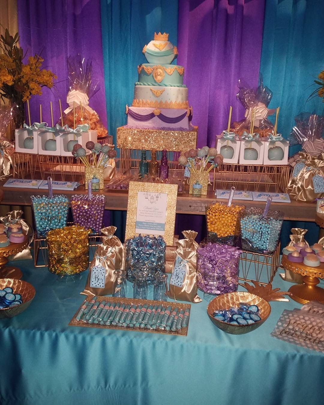 Stay Tuned For More Italia Smith Baby News, And Check Out Pictures From The  Moroccan Themed Baby Shower Below!