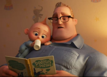 THE 'INCREDIBLES 2' COMES TO THEATERS THIS SUMMER