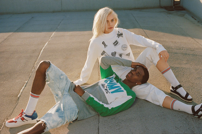 """CHRISTIAN """"KING"""" COMBS IS TAPPED FOR NEW FASHION CAMPAIGN WITH TOMMY HILFIGER"""
