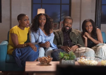 HAVE YOU WATCHED 'BLACK LIGHTNING' LATELY? THESE COUCH REACTIONS WILL GET YOU BACK INTO THE LOOP