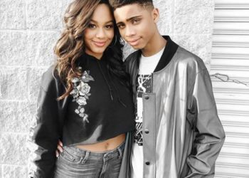 NIA SIOUX THROWS SURPRISE BIRTHDAY PARTY FOR BRYCE XAVIER