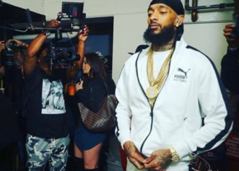 CELEBRITY DAD NIPSEY HUSSLE TALKS LEGACY AND MORE IN LATEST INTERVIEW