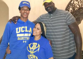 SHAREEF O'NEAL COMMITS TO UCLA
