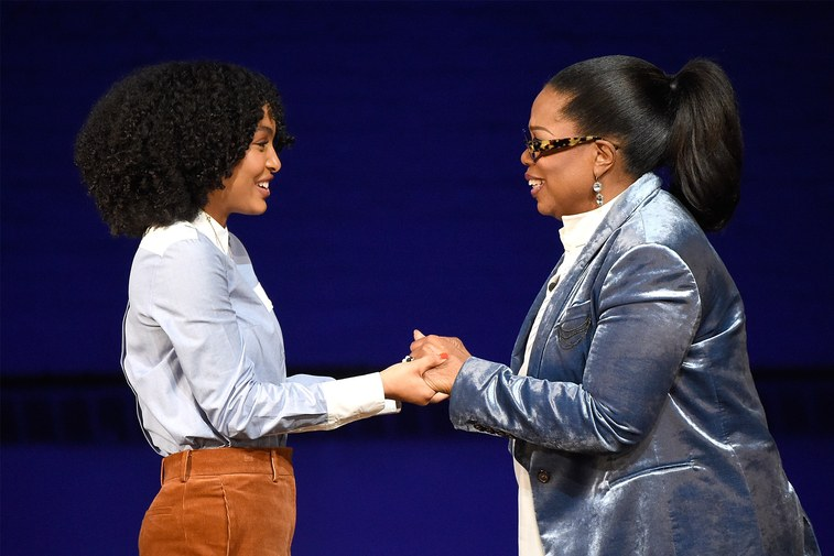 YARA SHAHIDI TALKS TURNING ACTIVISM INTO QUANTIFIABLE ACTION WITH OPRAH