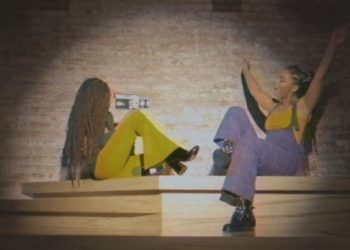 CHLOE AND HALLE RELEASE THE OFFICIAL MUSIC VIDEO FOR ' THE KIDS ARE ALRIGHT'