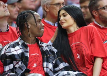 KYLIE JENNER AND TRAVIS SCOTT WELCOME THEIR BABY GIRL