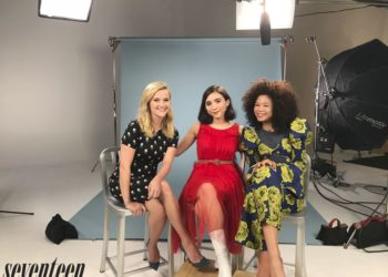 'A WINKLE IN TIME' STARS SHARE THEIR MOST AWESOME ADVICE WITH 'SEVENTEEN' MAGAZINE