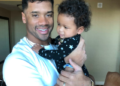 CIARA SHARES A SWEET PHOTO OF HER HUSBAND AND DAUGHTER