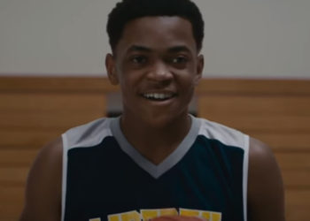 'AMATEUR' IS A NETFLIX FILM THAT TELLS THE STORY OF A YOUNG BOY TRYING TO MAKE IT TO THE NBA