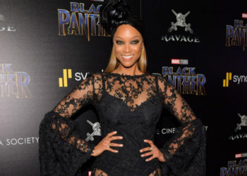 TYRA BANKS ON SON: 'I'M GOING TO SUPPORT WHAT HE WANTS AND JUST HOPE IT'S NOT MODELING'