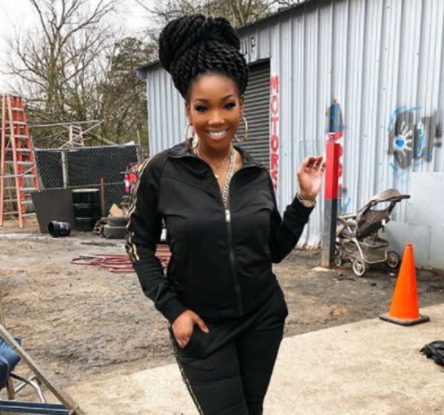 IS BRANDY PREGNANT?
