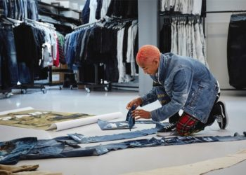"JADEN SMITH TALKS WITH ""TEEN VOGUE"" ABOUT HIS COLLABORATION WITH G-STAR SUSTAINABLE DENIM"