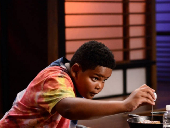MEET BEN WATKINS: THE 11-YEAR-OLD 'MASTER CHEF JUNIOR' CONTESTANT WHO LOST BOTH PARENTS ON THE SAME DAY