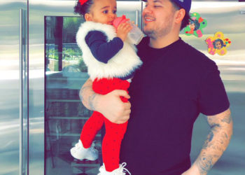 ROB KARDASHIAN SHARES CUTE SNAPS OF HIS DAUGHTER IN HONOR OF HIS BIRTHDAY