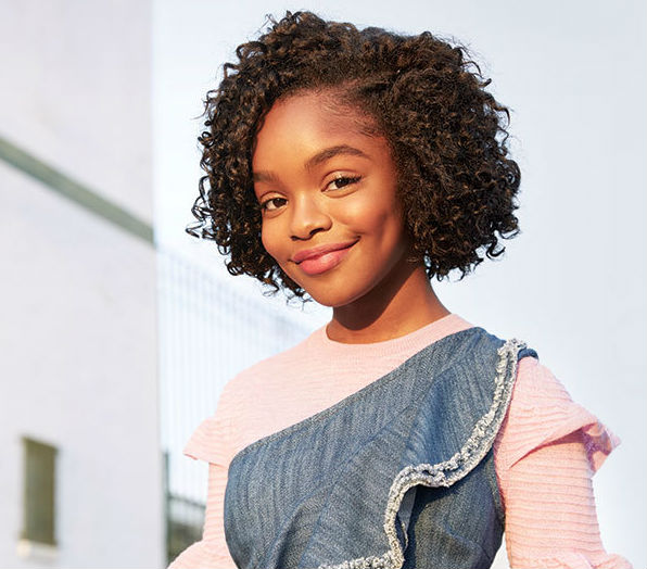 MARSAI MARTIN TALKS LONG-TERM GOALS AND MORE