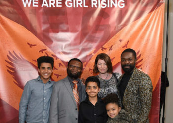 DAVID OYELOWO PARTNERS WITH ANDRA DAY AND OTHERS TO BRING 'GIRL RISING' FILM
