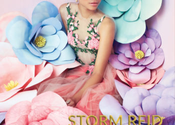 "STORM REID SPILLS ON HOW TO STAY GROUNDED AND MORE IN COVER INTERVIEW WITH ""LAPALME"" MAGAZINE"