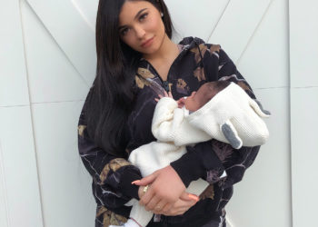 STORMI WEBSTER IS OFFICIALLY ONE-MONTH-OLD