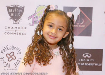 ROYALTY BROWN HOSTS HER FIRST CHARITY EVENT