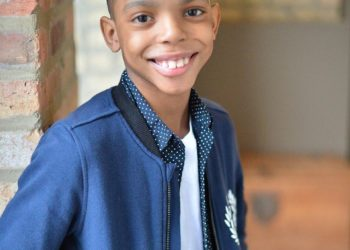10-YEAR-OLD JAHKIL JACKSON, IS AN ENTREPRENEUR ON A MISSION TO HELP THE HOMELESS ACROSS THE NATION