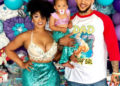 NATALIE NUNN AND JACOB PAYNE'S DAUGHTER CELEBRATES HER FIRST BIRTHDAY