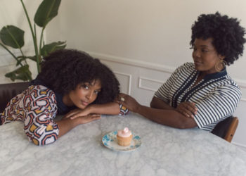 YARA SHAHIDI AND MOM STAR IN TORY BURCH'S 'TO MOM WITH LOVE' CAMPAIGN