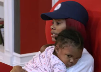 'TEYANA & IMAN' CHRONICLES: TEYANA LOOKS TO PRAYER TO HEAL JUNIE BUG'S EYE