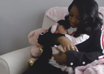 SHOW US REIGN! TOYA WRIGHT SHOWS OFF DAUGHTER WHILE SHARING A SNIPPET OF HER LIFE AS A MOMPRENEUR