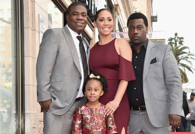 Tracy Morgan Had The Support Of His Wife And Kids At