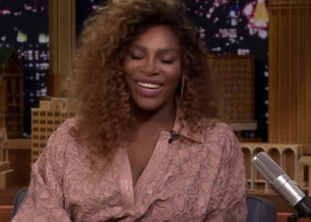 SERENA WILLIAMS TALKS MOTHERHOOD AND MORE: 'I LOVE HER SO MUCH'