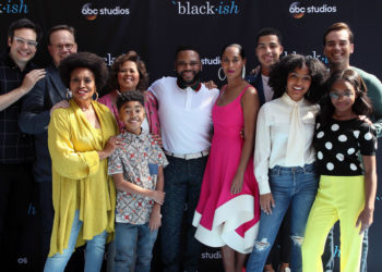 BLACKISH CAST ATTENDS FYC EVENT