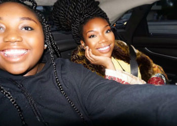 MOMMY AND ME: BRANDY, CREE SUMMER AND MORE