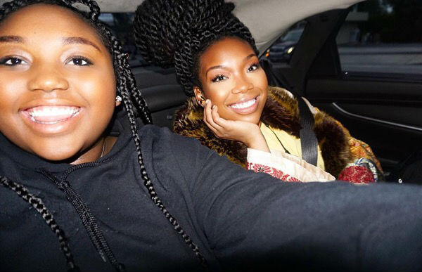 Brandy Reveals How Her Daughter Helped Save Her From Suicidal Thoughts