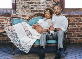 EVA MARCILLE SHOWS OFF BABY BUMP IN NEW MATERNITY PHOTOSHOOT