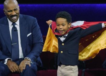 """SIX-YEAR-OLD FEATURED ON """"LITTLE BIG SHOTS"""" FOR WORK WITH HOMELESS"""