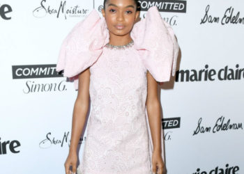 YARA SHAHIDI HONORED AT MARIE CLAIRE'S FRESH FACES EVENT