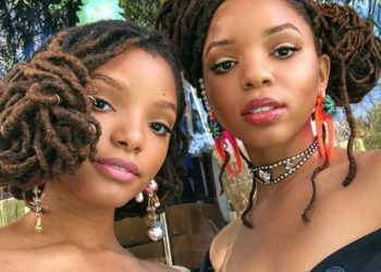 CHLOE X HALLE SHARE WORDS OF WISDOM IN COVER SHOOT WITH NYLON MAGAZINE