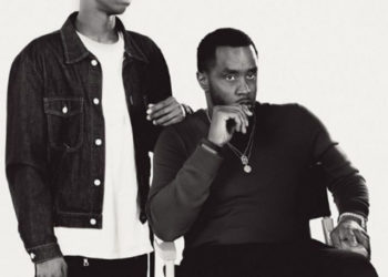 DIDDY AND KIDS REP FOR BAD BOYS