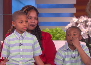 ELLEN SURPRISES A FAMILY FROM PHILADELPHIA WITH $20,000 AND MORE