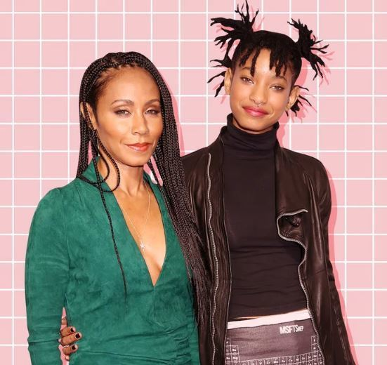 JADA PINKETT SMITH PENS WONDERFUL LETTER TO DAUGHTER WILLOW AHEAD OF MOTHER'S DAY