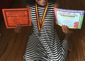 KENNEDY R. THOMPSON IS MAKING READING COOL THROUGH NERDYGIRLZ BOOK CLUB