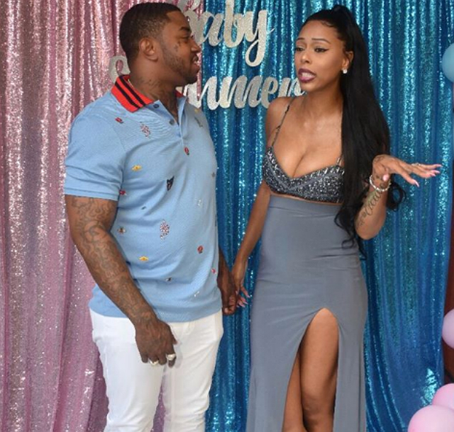 ISSA BOY! LIL SCRAPPY AND WIFE HAVE A GENDER REVEAL PARTY TO REMEMBER