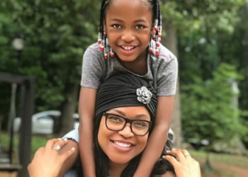 MOMMY AND ME:  TINY HARRIS, MONYETTA SHAW, MEL B AND MORE