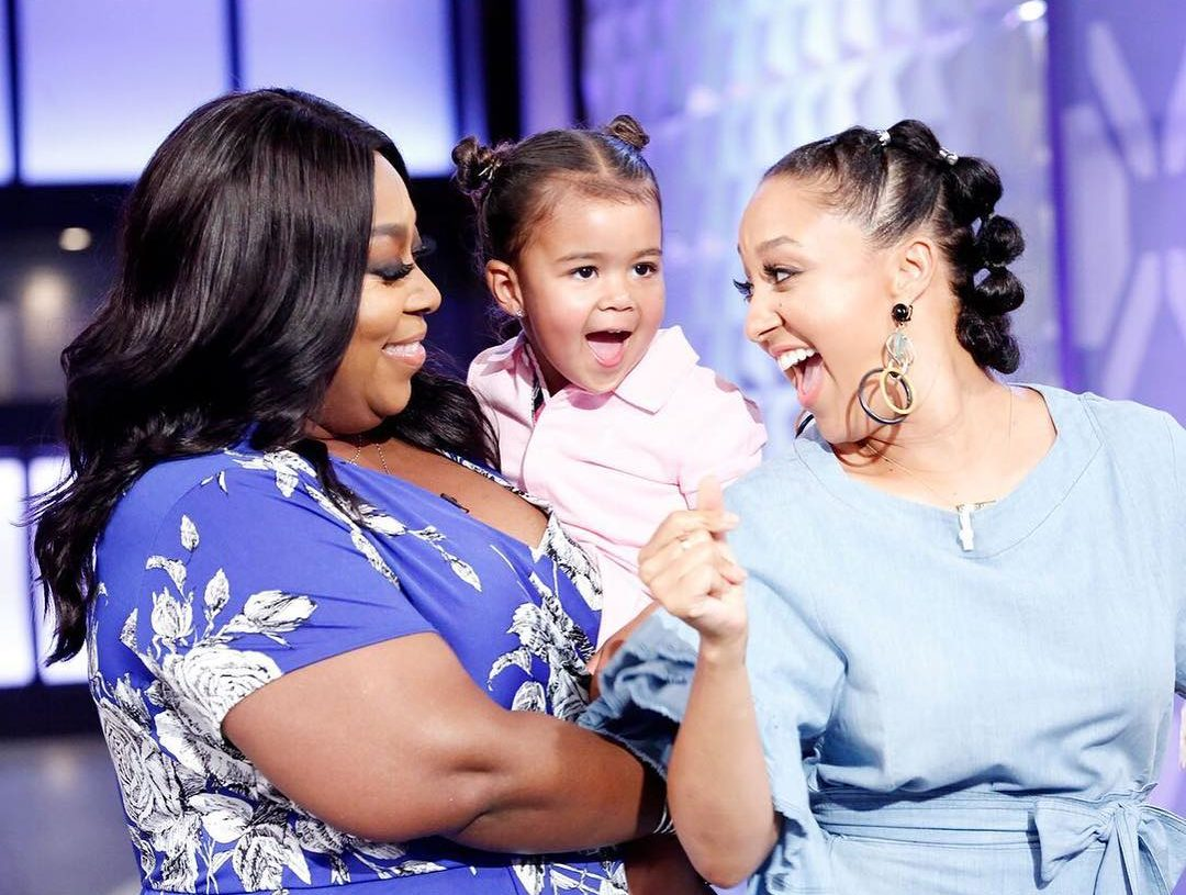 TAMERA MOWRY: 'ALL MOTHERS SHOULD BE TREATED WITH RESPECT'