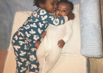 THESE NEW IMAGES OF KIM KARDASHIAN'S KIDS WILL GIVE YOU LIFE