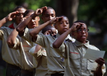 BOY SCOUTS CHANGE NAME AFTER ALLOWING GIRLS TO JOIN