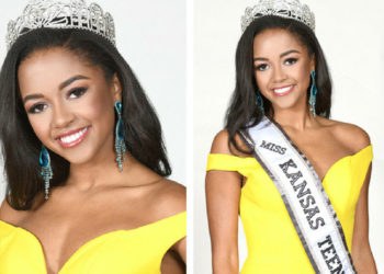 HAILEY COLBORN IS CROWNED MISS TEEN USA 2018